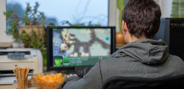 Videogames e outros jogos eletrônicos estão na mira das autoridades sanitárias internacionais
