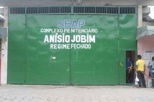 Complexo Penitenciário Anísio Jobim, em Manaus