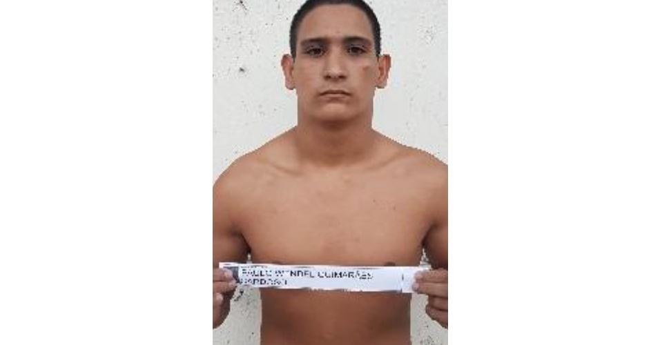 Paulo Wendel Guimarães Cardoso; crime: roubo