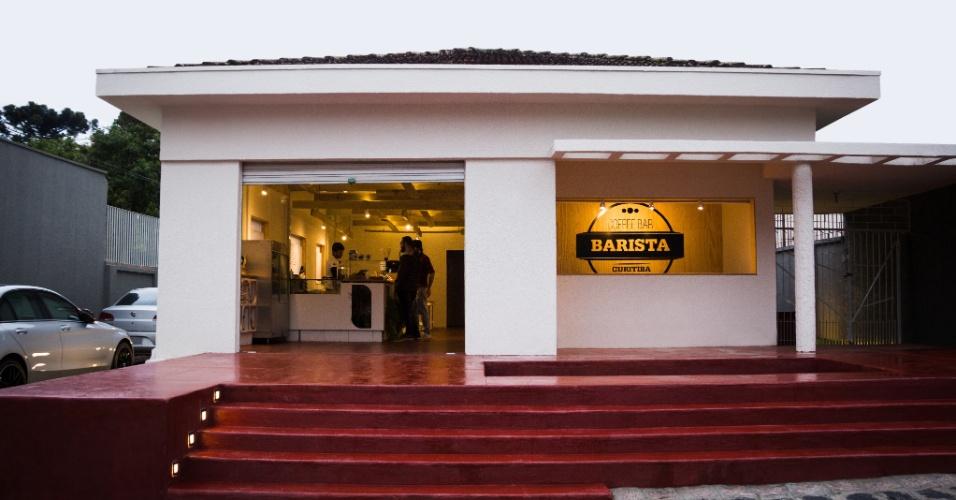 O Barista Coffee Bar (foto) é a loja física do Grupo Café do Moço, que mói e torra café de grãos selecionados e lançou um sabonete esfoliante produzido com a borra do café