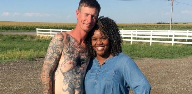 Kent abandonou a doutrina nazista após conhecer a policial Tiffany Whittier