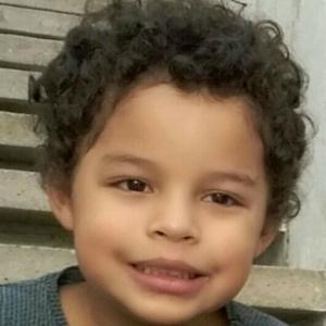 Arthur Aparecido Bencid Silva, 5, vítima de bala perdida durante o Réveillon