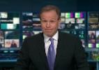 Telejornal é interrompido após alarme de incêndio disparar ao vivo - Reprodução/ITV