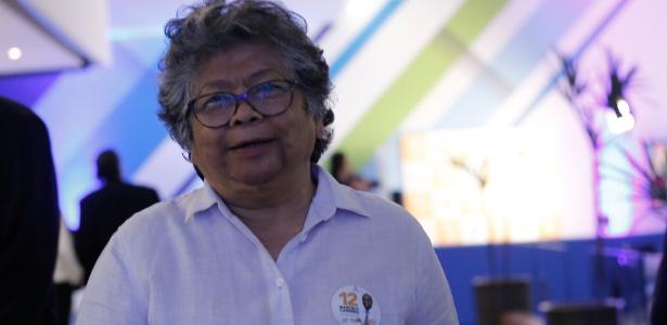 Marlene Mattos, ex-diretora de Xuxa, atua na campanha de Marcelo Cândido (PDT)
