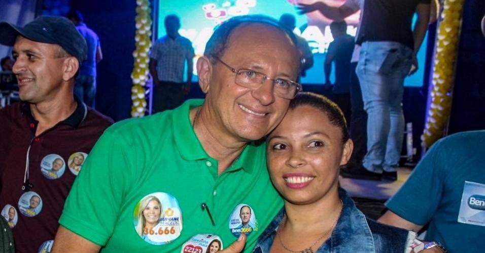 5.out.2018 - No Rio Grande do Norte, Benes Leocádio foi eleito deputado federal pelo PTC com a maior votação no estado: 125 mil votos