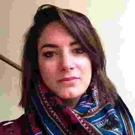 A socióloga francesa Claire Grisot, da associação Prison Insider - Arquivo pessoal