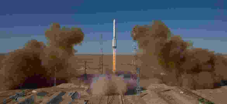 Rússia lança telescópio espacial alemão para mapear cosmo - Russian space agency Roscosmos/Handout via Reuters