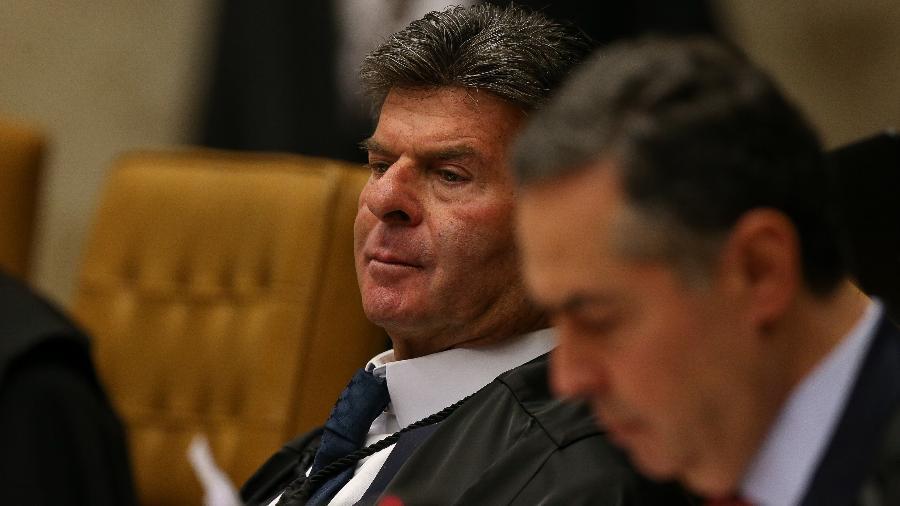 O presidente do STF anunciou a medida durante sessão do Conselho da Justiça Federal na tarde de hoje (9/11) - Pedro Ladeira/Folhapress