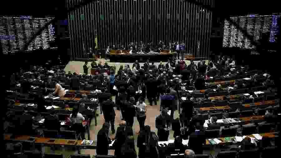 Tópico integra pacote anticrime proposto pelo ministro da Justiça, Sergio Moro - Pedro Ladeira/Folhapress