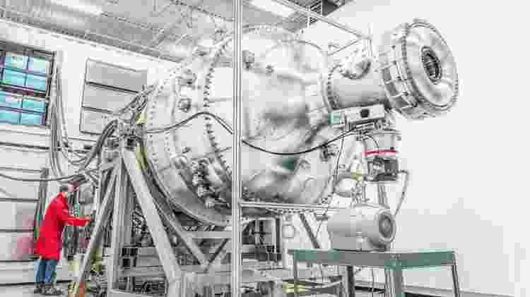 A General Fusion acredita que seu método poderá ser testado em cinco anos - General Fusion/Divulgação - General Fusion/Divulgação