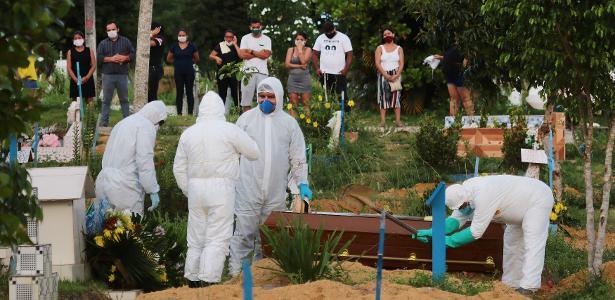 Mais de 22 mil já morreram por covid-19 no Brasil, que tem 347.398 casos