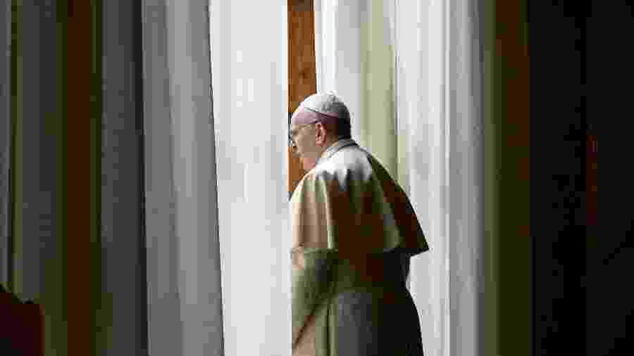 Papa Francisco condena cultura que transforma homens em bens materiais -