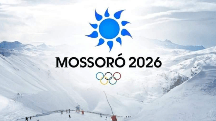 Brasileiros foram ao Twitter pedir Olímpiada de Inverno no Nordeste - Reprodução/Twitter