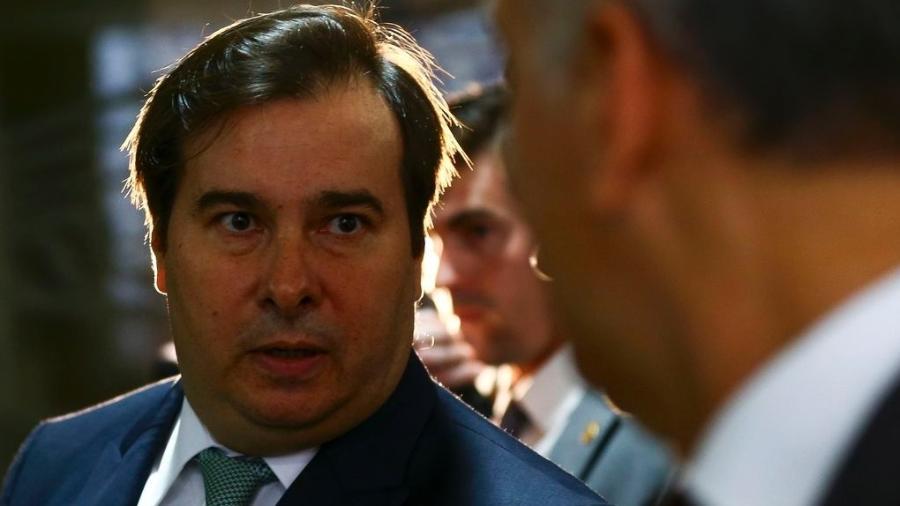 Presidente da Câmara também voltou a fazer uma defesa enfática da manutenção do teto de gastos - Marcelo Camargo/Agência Brasil