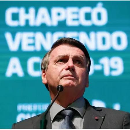 Bolsonaro comentou decisões do STF em entrevista - Alan Santos/PR