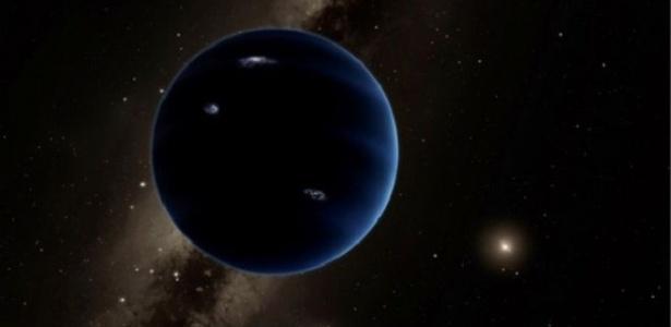 Simulação computadorizada mostra suposto novo planeta encontrado por cientistas