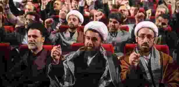 Clérigos - Ahmad Halabisaz/Xinhua - Ahmad Halabisaz/Xinhua