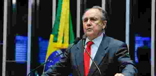 Senador Cristovam Buarque (PPS-DF) foi um dos que declararam voto pró-impeachment - Marcos Oliveira/Agência Senado