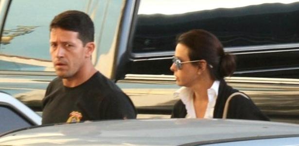 Delatora disse ter vendido joias a Adriana Ancelmo (foto) e Sergio Cabral