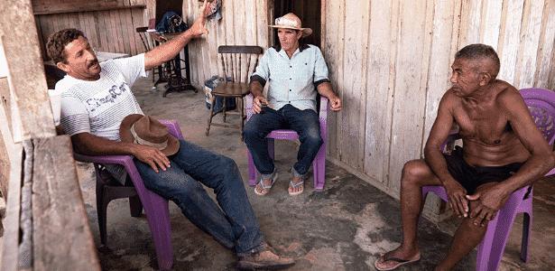 Uma das principais pendências em Cachoeira Seca é a remoção dos colonos e ribeirinhos que ocupam a terra. Atualmente há mais de mil famílias não indígenas  - Iuri Barcelos/Agência Pública