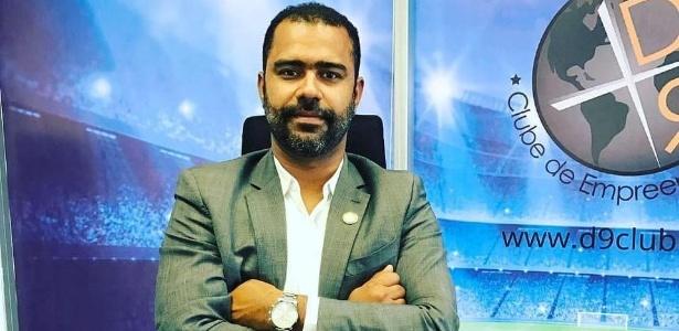 Danilo Santana é acusado de ser chefe de um esquema de pirâmide financeira