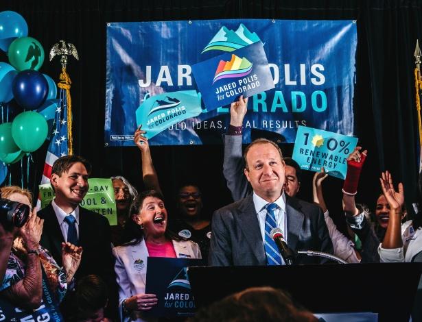 O deputado Jared Polis é gay e vai concorrer ao governo do Colorado