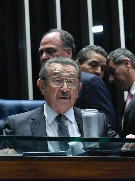 O senador José Maranhão (MDB-PB) - Geraldo Magela/Agência Senado