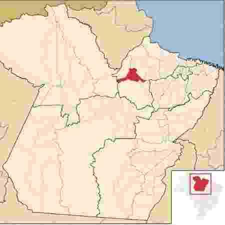 Melgaço fica no norte do Pará; uma das ilhas que integram o Arquipélago de Marajó - Domínio Público - Domínio Público