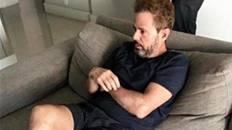 """Dario Messer, o """"doleiro dos doleiros"""" foi preso pela PF no apartamento em que se escondia, nos Jardins, em São Paulo - Reprodução"""
