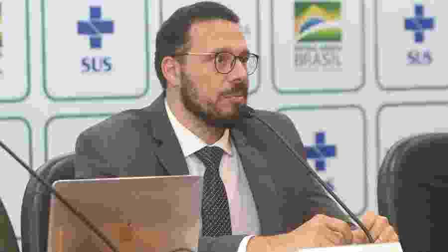 Infectologista e pesquisador da Fiocruz, Júlio Croda foi diretor departamento de imunização e doenças transmissíveis na gestão Mandetta - Erasmo Salomão/Ministério da Saúde