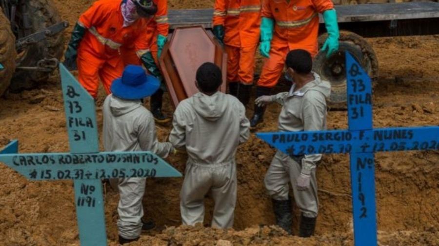 Brasil e Estados Unidos são os países que concentram o pior cenário da pandemia  - Alex Pazuello-Semcom
