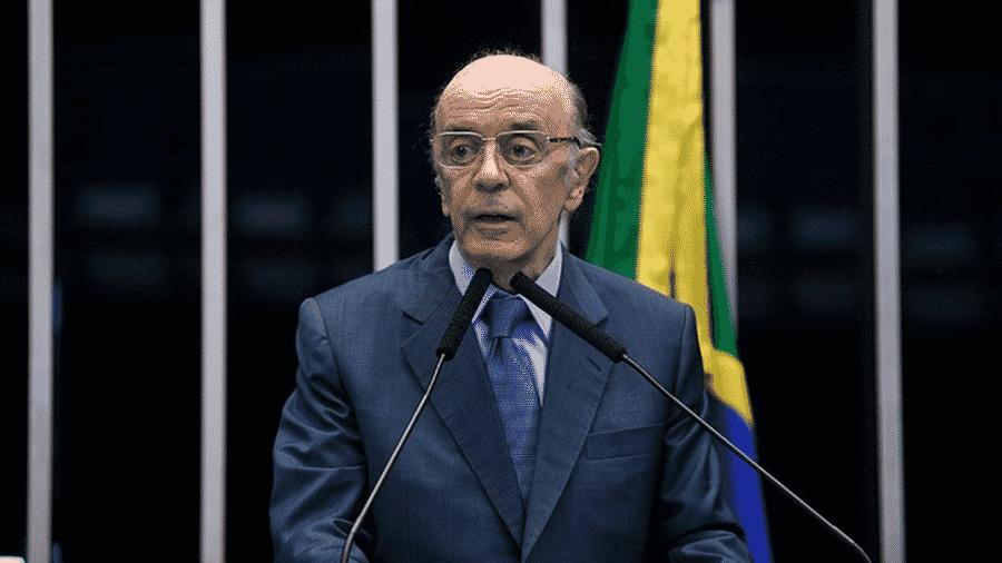 O Ministério Público Federal denunciou nesta sexta-feira (3) o senador e ex-governador José Serra (PSDB-SP) e a filha dele, Verônica Allende Serra, por lavagem de dinheiro - Pedro França/Agência Senado