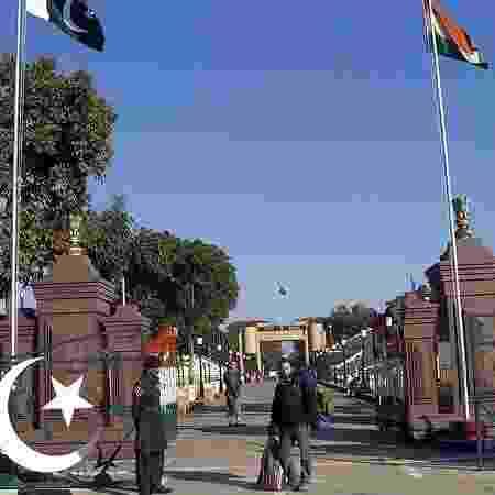 Fronteira entre Paquistão e Índia - Jason Burwen/Wikimedia Commons