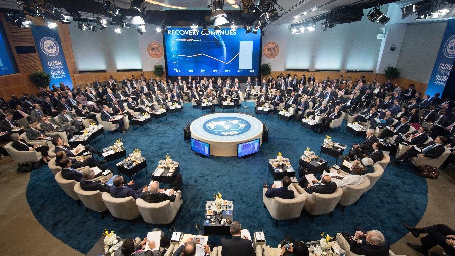 EUA anunciaram que vão impulsionar a ideia de um imposto empresarial global no G20 - Getty Images