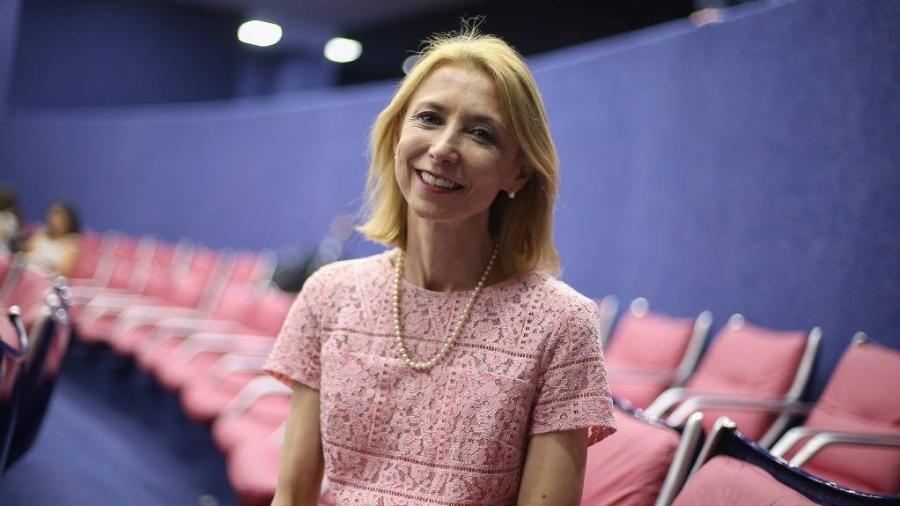 Angela Gandra da Silva Martins, secretária da Família do Ministério dos Direitos Humanos - Pedro Ladeira/Folhapress