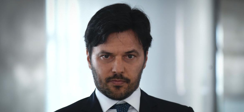 O ministro das comunicações, Fábio Faria - MATEUS BONOMI/AGIF/ESTADÃO CONTEÚDO