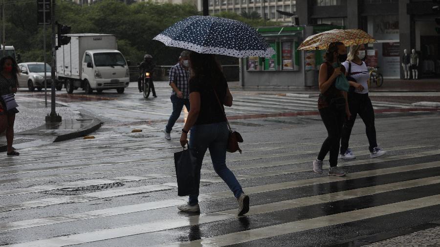 Duas regiões haviam entrado, mas já saíram do estado de alerta para alagamentos - RENATO S. CERQUEIRA/ESTADÃO CONTEÚDO