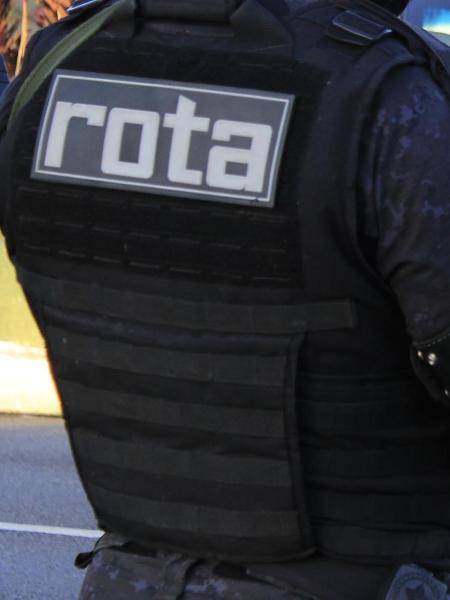 Policial da Rota no centro de São Paulo - WILLIAN MOREIRA/FUTURA PRESS/ESTADÃO CONTEÚDO