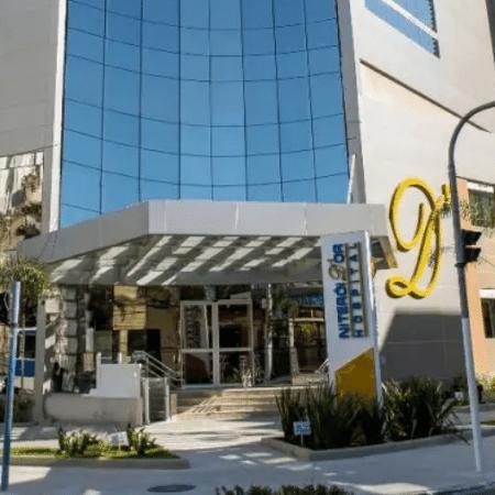 """Hospital da rede D""""Or: empresa busca aumentar fatia na Qualicorp - Divulgação"""