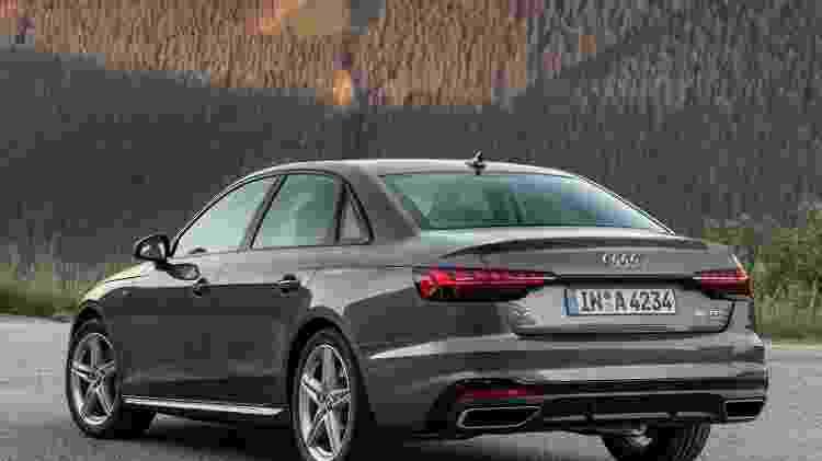 Audi A4 2020 - Divulgação - Divulgação