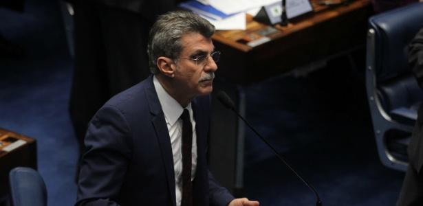 Romero Jucá, que era líder do governo no Congresso, agora será líder no Senado