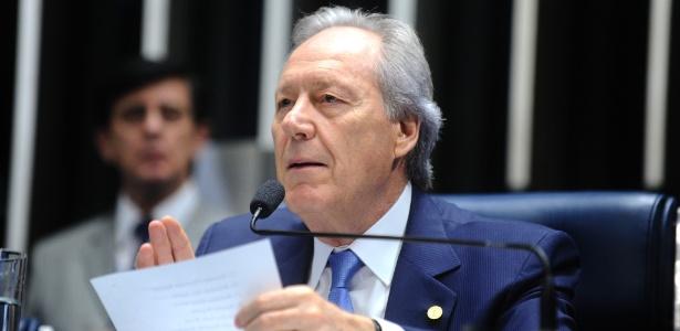 Lewandowski comanda votação, e senadores controlam ânimos - Marcos Oliveira/Agência Senado
