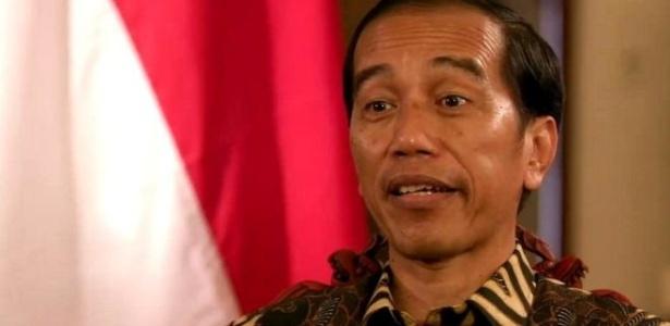 Joko Widodo, presidente da Indonésia