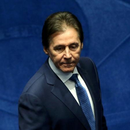 O presidente do Senado, Eunício Oliveira (MDB-CE) - Adriano Machado/Reuters