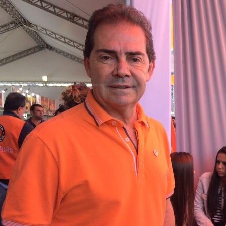 O deputado federal Paulo Pereira da Silva (Solidariedade), o Paulinho da Força - Janaina Garcia/UOL