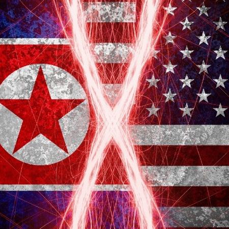Regime norte-coreano literalmente explodiu o Gabinete de Ligação Kaesong - Getty Images/iStockphoto