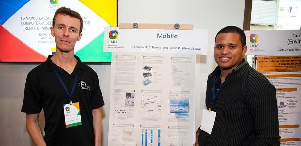 Pesquisa da UFMG foi uma dos premiados pelo Google