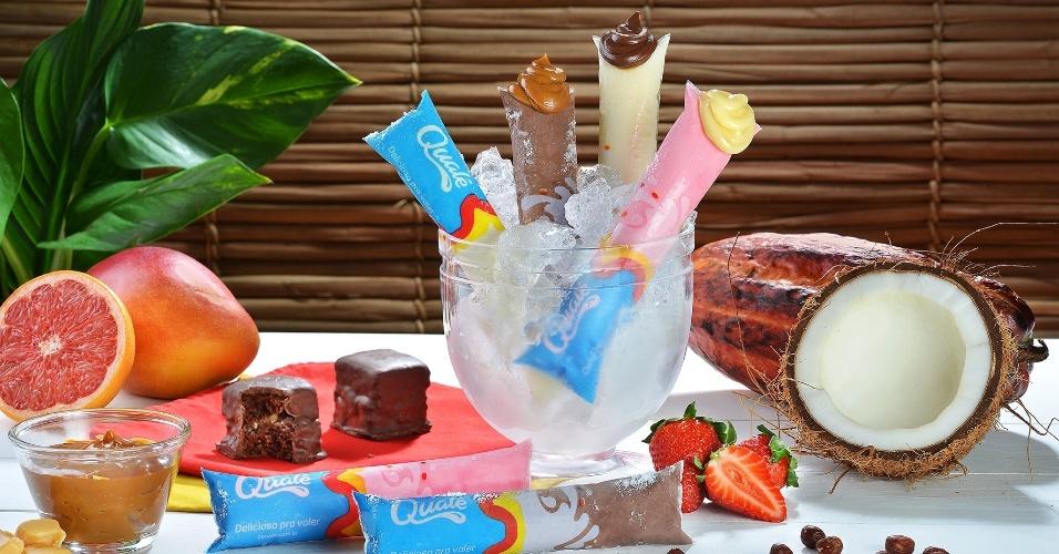 oQualé geladinhos