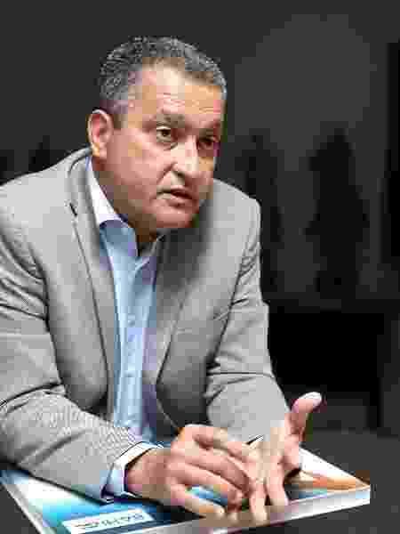 Rui Costa (PT), governador da Bahia, em entrevista ao UOL - Alberto Coutinho/Governo da Bahia