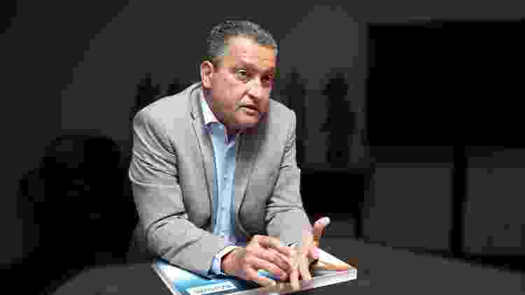 Governador da Bahia, Rui Costa (PT) defendeu o endurecimento de penas em entrevista à Folha - Alberto Coutinho/Governo da Bahia